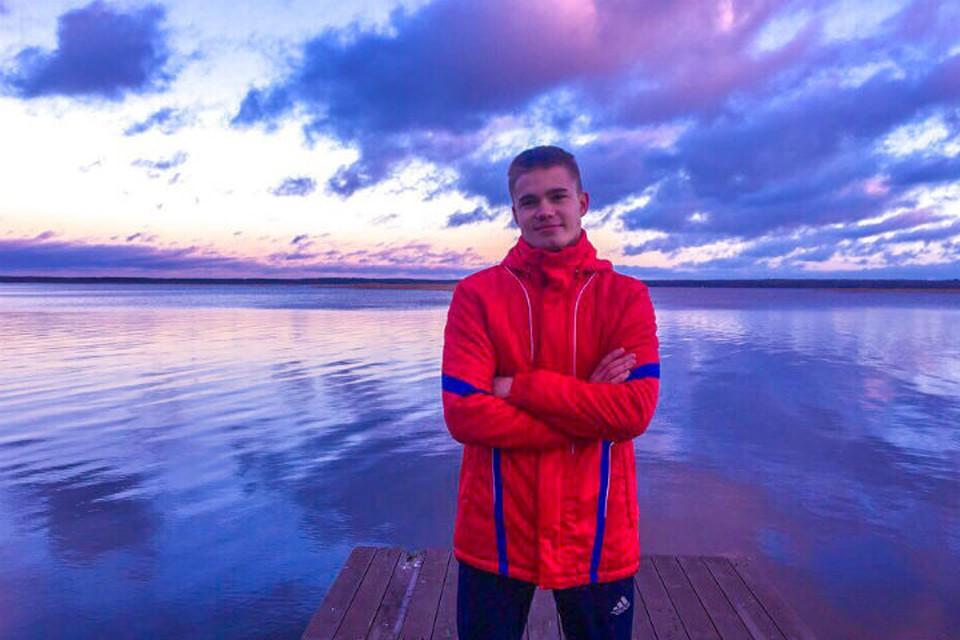 Сергей Юнусов спас из воды тонущего человека. Фото: личная страница героя публикации в соцсети.