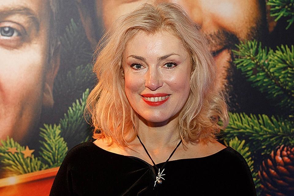 Мария Шукшина воспитывает четверых детей