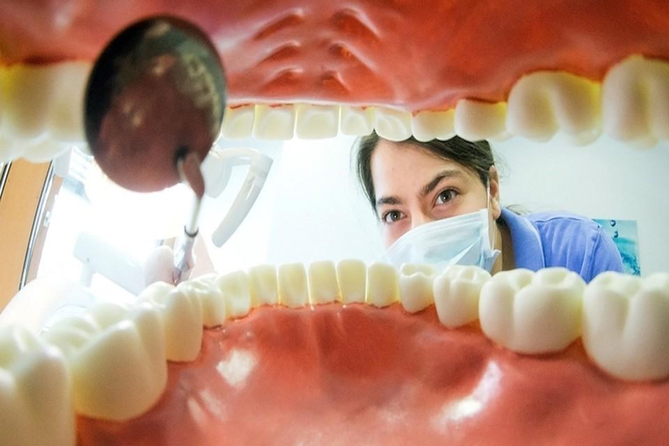 В Индии ребенку удалили 526 зубов