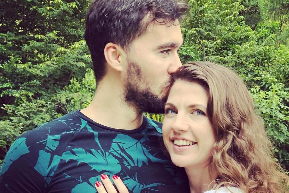 Дочь Дмитрия Хворостовского совсем скоро родит второго малыша от португальца Фелипе Меггиоларо Маркса