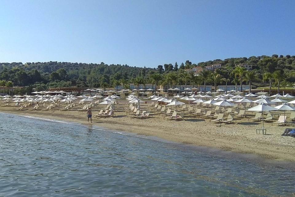 МИД РФ предупредил российских туристов об аномальной жаре в Греции