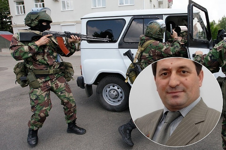 Депутата Народного собрания Дагестана Фрикета Раджабова подозревают в махинациях с госземлёй