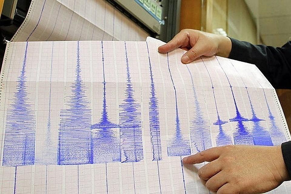 В результате землетрясения в Индонезии погиб один человек