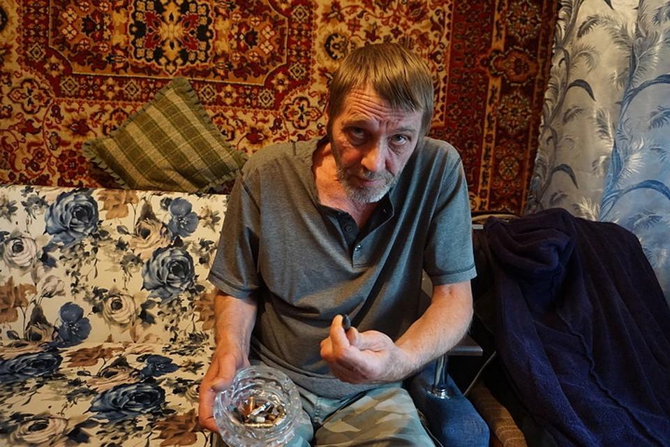 Легендарный «дядя Сеня» изЗайцево далинтервью «Комсомольской Правде» (ФОТО, ВИДЕО)