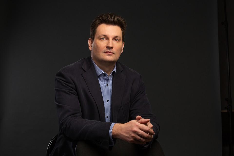 Член комитета по финансовым рынкам «Опоры России» Александр Васильев