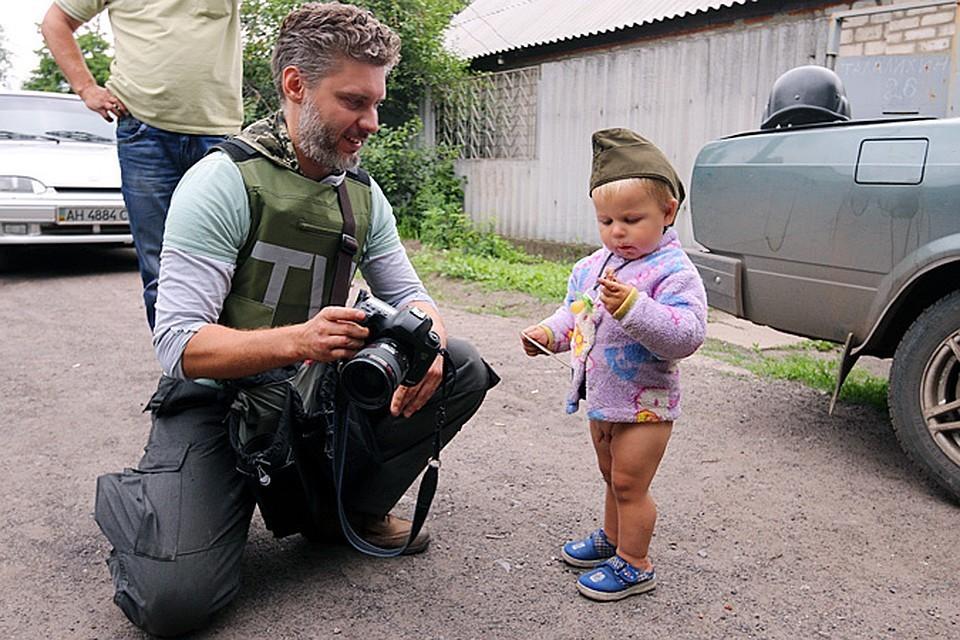 Со дня гибели фотокорреспондента «России сегодня» прошло ровно пять лет