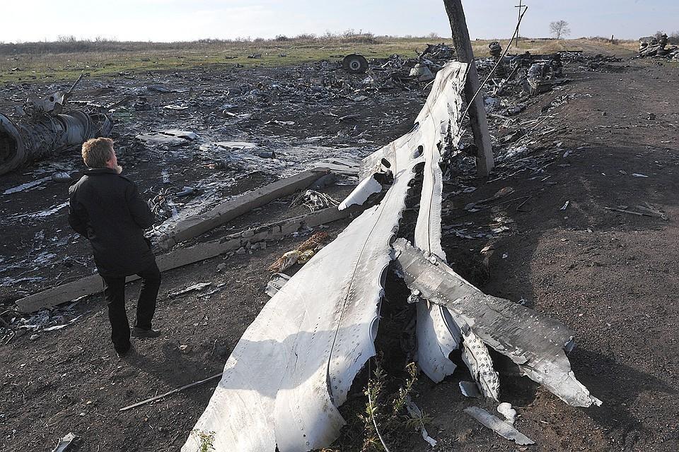 Немецкий детектив заявил о готовности обнародовать данные о крушении МН17