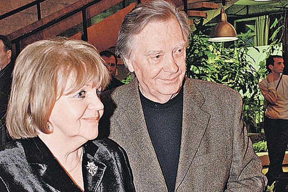 Александра Ляпидевская и Анатолий Кузнецов прожили вместе почти 60 лет.