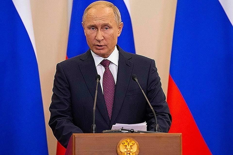 Владимир Путин в курсе ситуации с задержанием экс-главы Киргизии