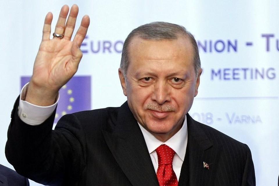 """Турецкий политик призвал Эрдогана """"открыто"""" признать Крым российским"""