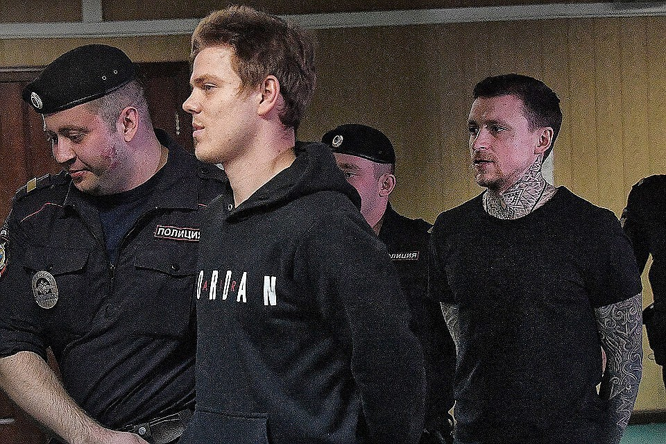 Александр Кокорин получает в колонии зарплату в 11 тысяч рублей