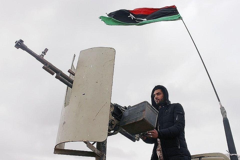 Боевые действия в Ливии продолжаются с апреля