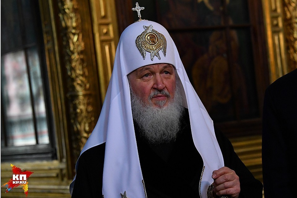 Патриарх Кирилл выразил соболезнования семьям погибших на полигоне в Архангельске