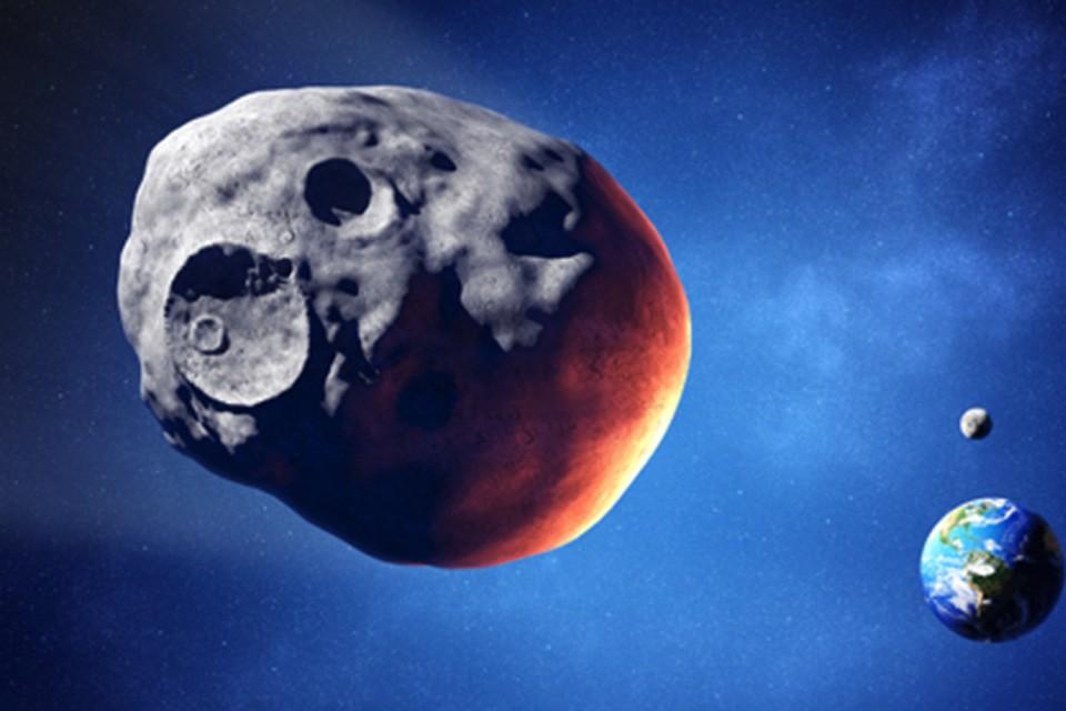 Подлетающий астероид не самый страшный, как оказалось.