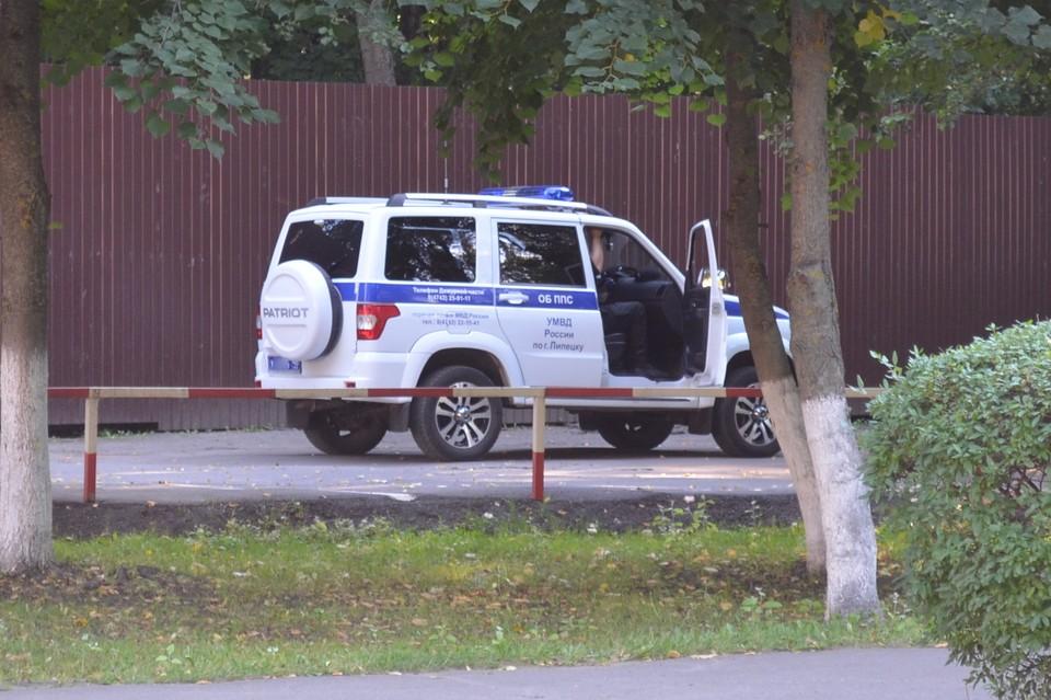 Злодейку задержали сотрудники полиции