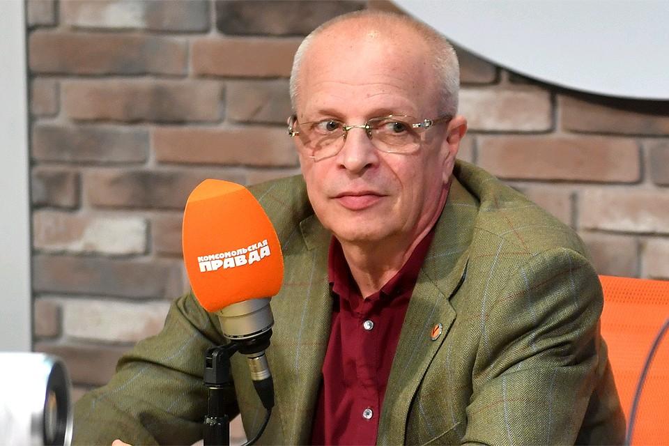 Владимир Гомельский.