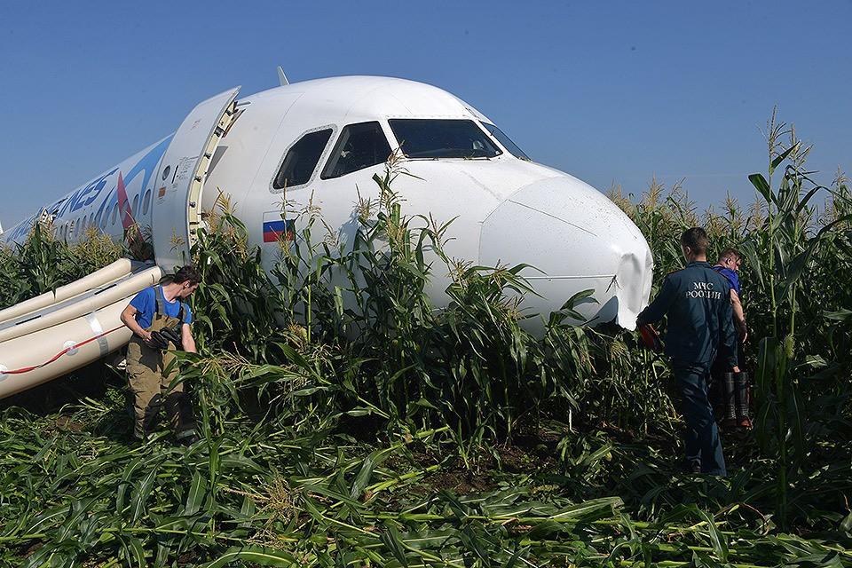 Большинство пассажиров думают, что неисправность была именно в самолете.