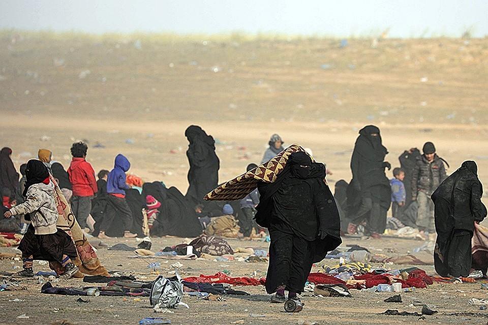 Германия планирует депортировать беженцев за отпуск на родине
