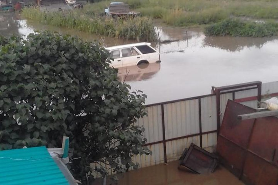 Затяжные дожди и тайфуны в Приморье принесли серьезные разрушения