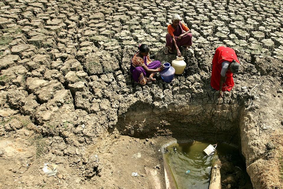 Глобальное потеплление: От изменений климата страдает 98% поверхности Земли