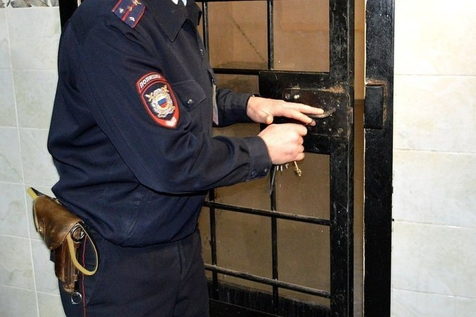 Мужчину задержали и заключили под стражу.