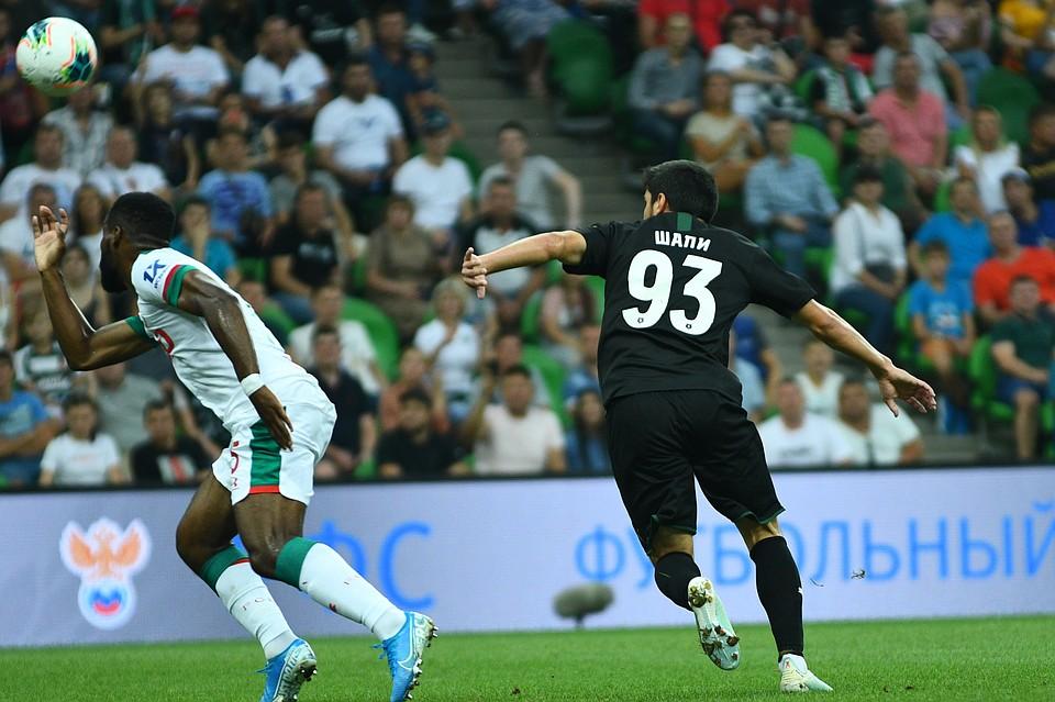 Обзор матча Краснодар – Локомотив 24 августа 2019 – 1:1. Счет, голы, статистика игроков