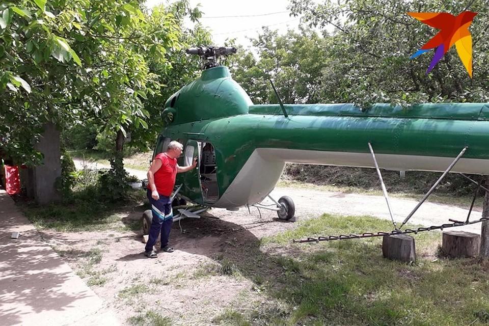 Установлена личность пилота, погибшего при крушении вертолета МИ-2 на Кубани