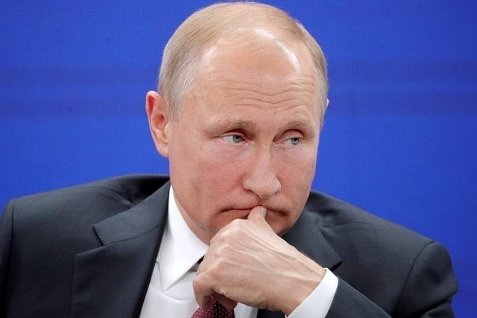 Кремль: Путин не получал приглашение на саммит G7 в США