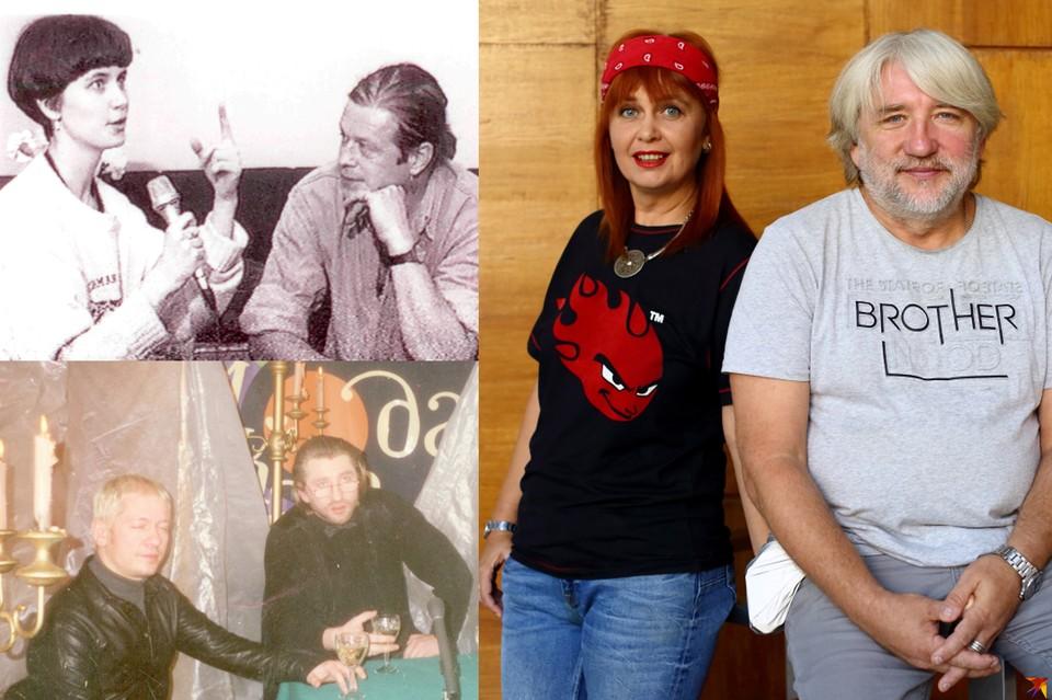 Анатоль и Оксана Вечер вспомнили, как делалось ТВ в начале 1990-х.