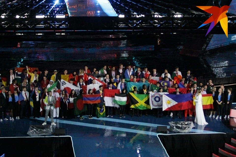 «Надеялись на большее, если честно»: в Казани прошла церемония закрытия WorldSkills 2019