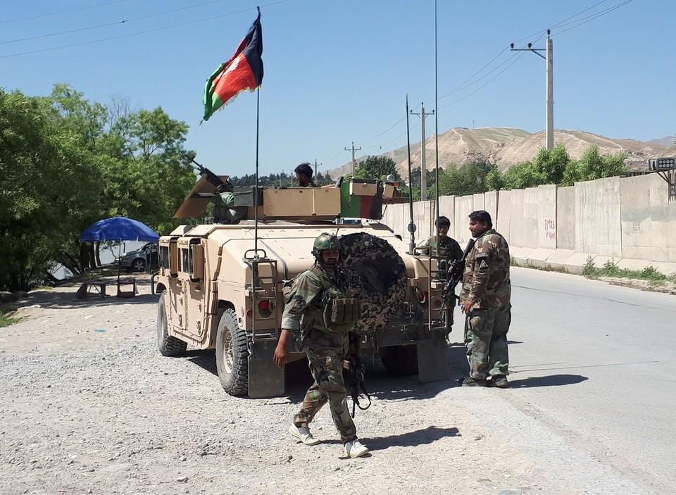Россия оказывает помощь силовым структурам Афганистана