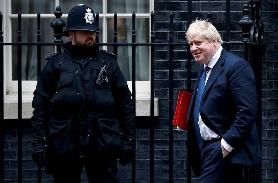 """""""Никаких выборов"""": Джонсон заявил о выходе Британии из ЕС 31 октября текущего года"""