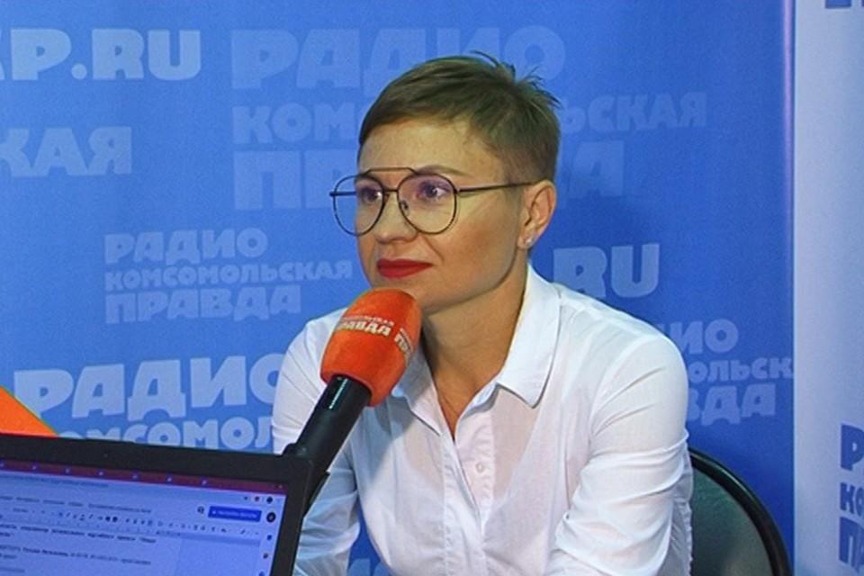 Оксана Корж