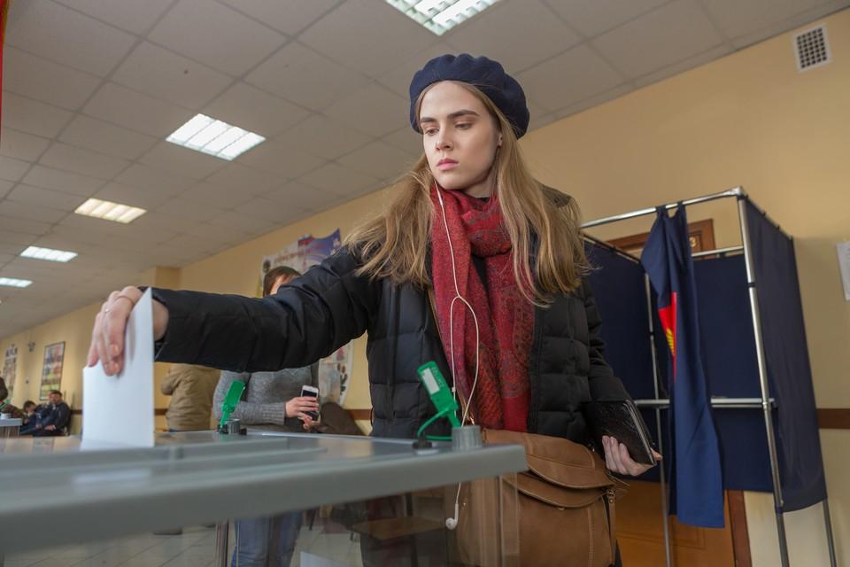 На выборах 8 сентября 2019 года в Санкт-Петербурге будут работать больше двух тысяч избирательных участков для голосования.