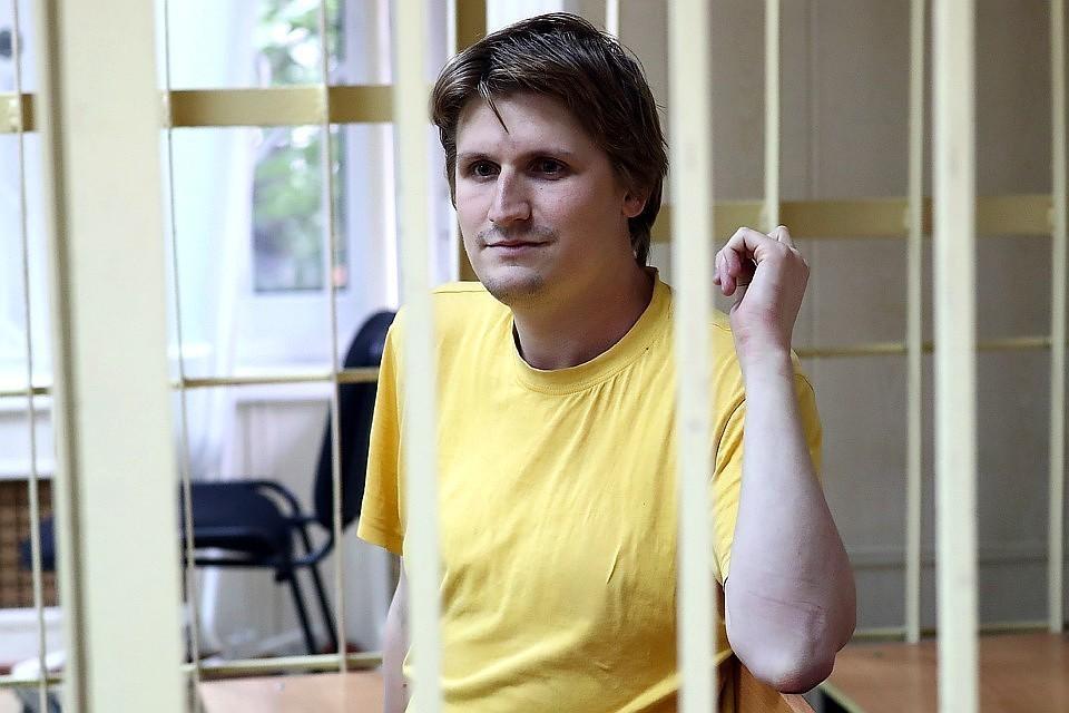 Синицу приговорили к 5 годам колонии. Фото: Антон Новодережкин/ТАСС