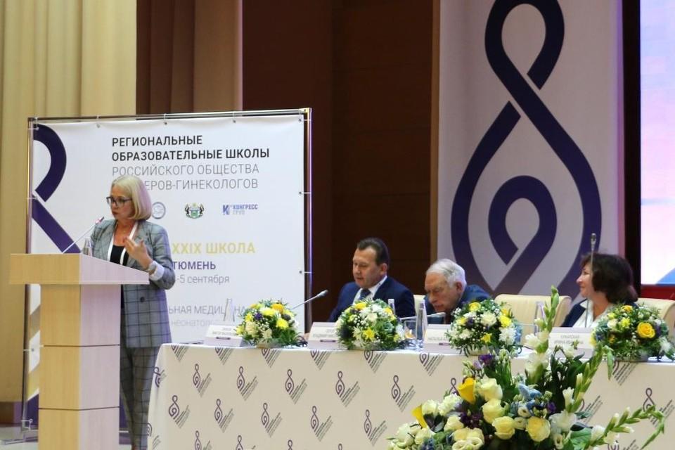 Тюменские акушеры-гинекологи обменялись опытом в образовательной школе