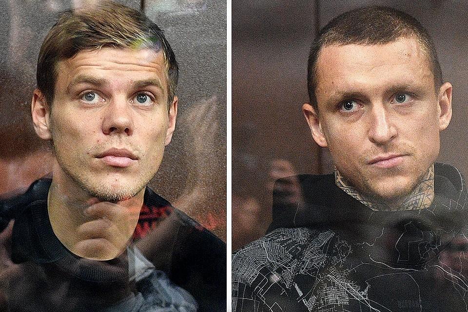 """Александр Кокорин продолжит карьеру в """"Зените"""", Мамаеву придется искать новый клуб"""