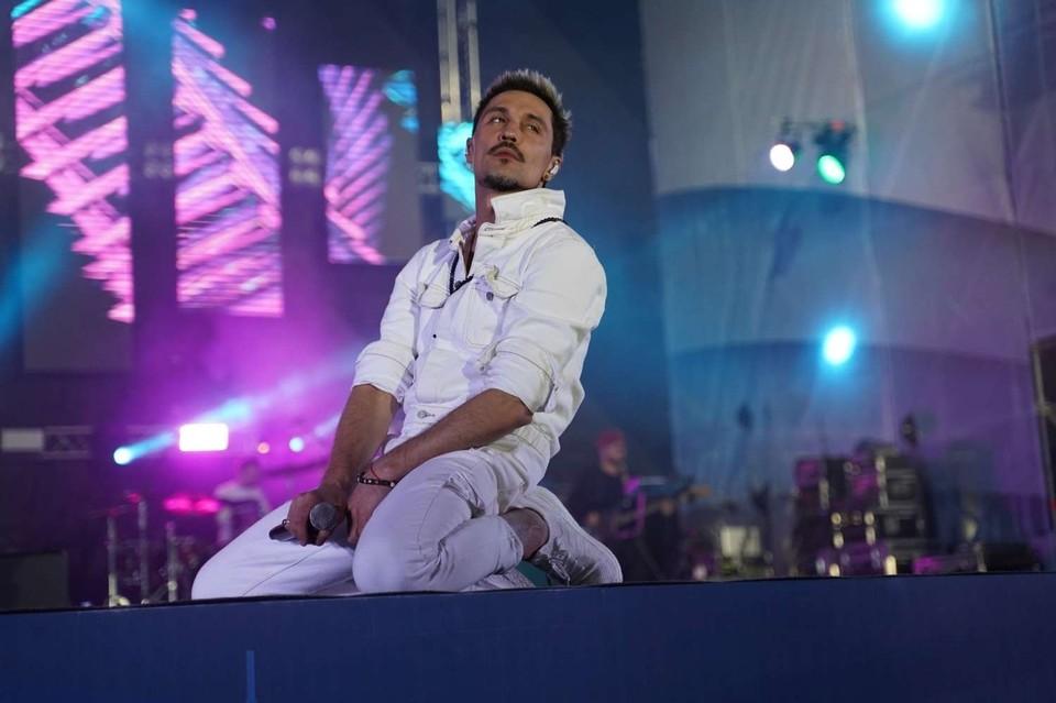Хотя танцы Димы Билана и были зажигательными, но его вокал разочаровал самарцев