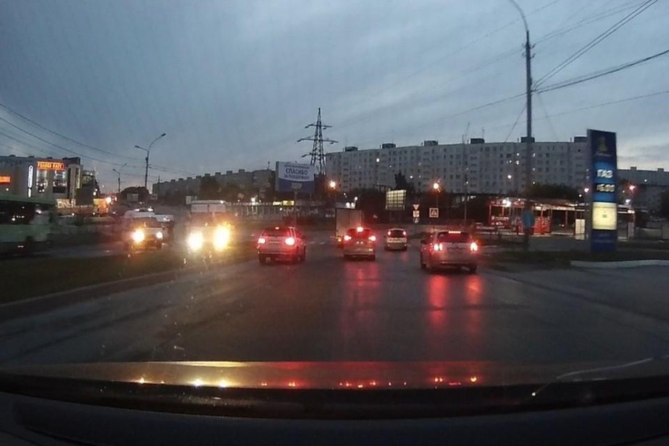 Девушка погибла на месте ДТП. Фото: Виталий.