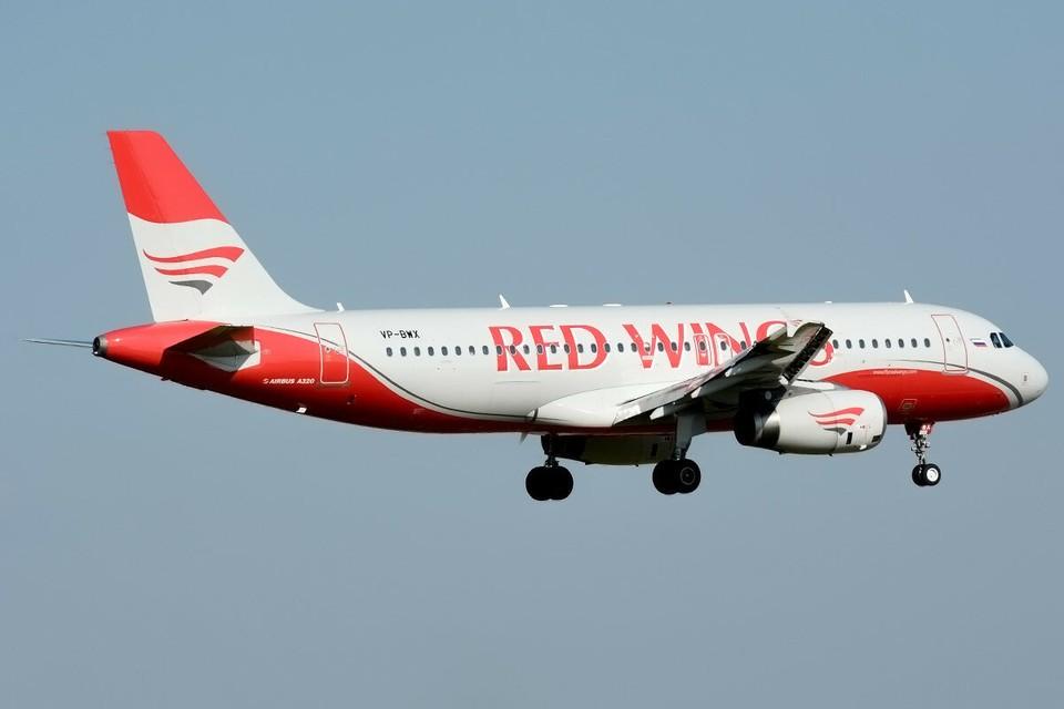 Самолет развернулся над морем и сел в Краснодаре