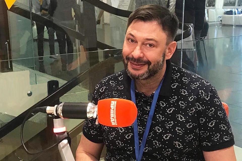 Кирилл Вышинский дал эксклюзивное интервью на Радио «Комсомольская правда»