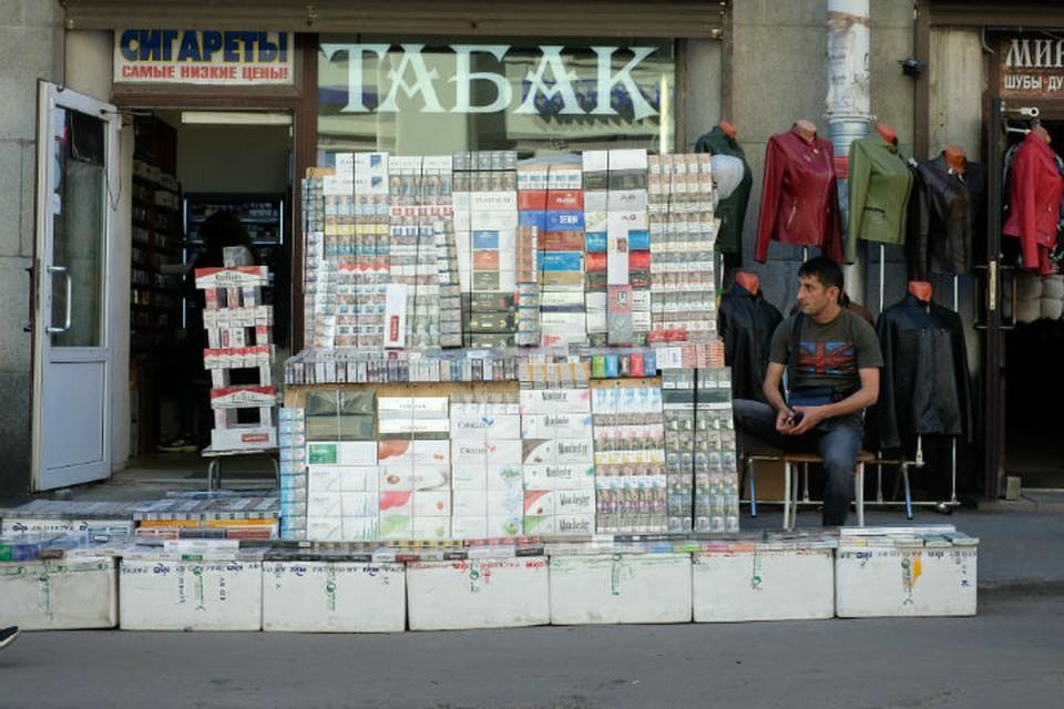 В Петербурге объем «черного» рынка за несколько лет увеличился в 4-5 раз.
