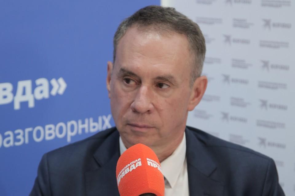 Генеральный директор группы «Р-Партнер» Владимир Ример.