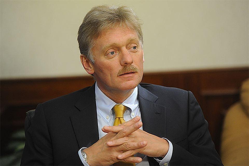 Песков: условия Киева по «формуле Штайнмайера» противоречат имевшимся договоренностям