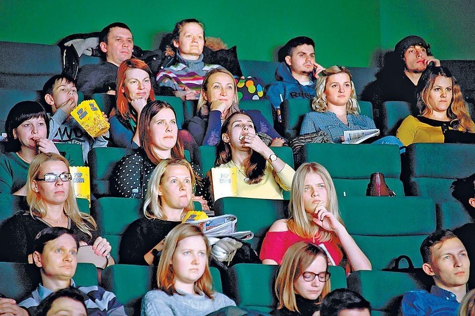 Что посмотреть с удовольствием в кинотеатра