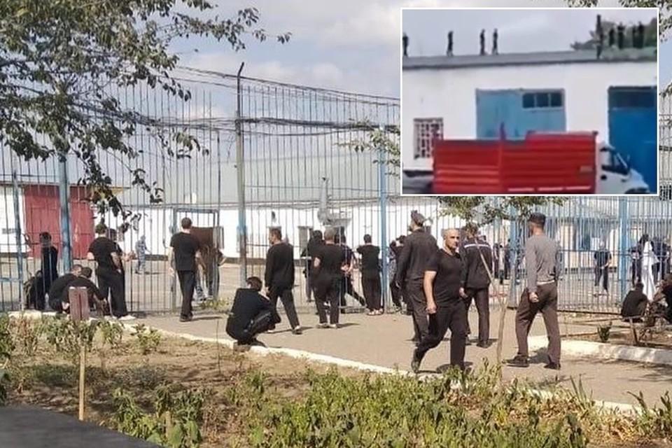 Снимки с места ЧП присылают очевидцы
