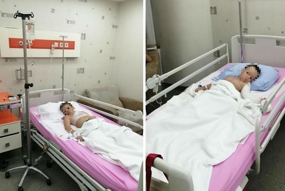 Скоро дети покинут турецкую клинику. Фото: E1