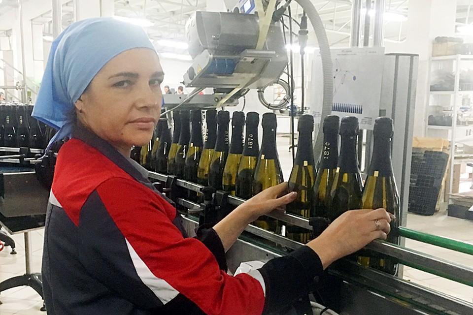 На сегодня в стране производят 750 миллионов литров вина в год