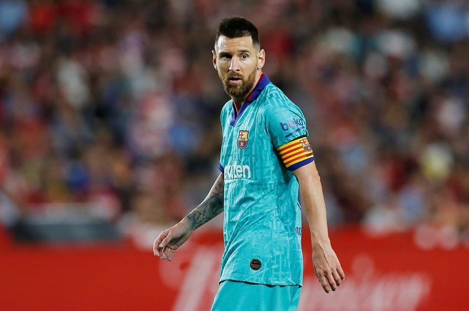 Месси лучший футболист принял ислам