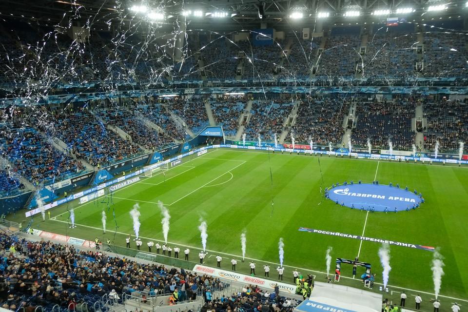 Стадион Санкт-Петербурга примет финал Лиги чемпионов 2021 года.